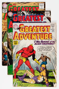 Silver Age (1956-1969):Adventure, My Greatest Adventure Group (DC, 1961-62) Condition: Average FN/VF.... (Total: 8 Comic Books)