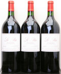 Red Bordeaux, Chateau Le Pin 2000 . Pomerol. owc. Magnum (3). ... (Total:3 Mags. )