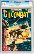 Silver Age (1956-1969):War, G.I. Combat #106 (DC, 1964) CGC VF/NM 9.0 Off-white to white pages....