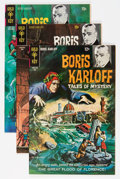 Silver Age (1956-1969):Horror, Boris Karloff Tales of Mystery File Copy Group (Gold Key, 1968-79)Condition: Average VF+.... (Total: 31 Comic Books)