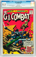Silver Age (1956-1969):War, G.I. Combat #113 (DC, 1965) CGC VF+ 8.5 White pages....