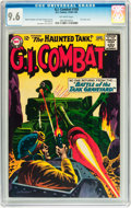 Silver Age (1956-1969):War, G.I. Combat #109 (DC, 1964) CGC NM+ 9.6 Off-white pages....