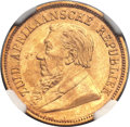 South Africa, South Africa: Republic gold Half Pond 1897,...