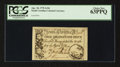 Colonial Notes:South Carolina, South Carolina April 10, 1778 3s 9d PCGS Choice New 63PPQ.. ...