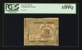 Colonial Notes:Continental Congress Issues, Continental Currency November 29, 1775 $1 PCGS About New 53PPQ.. ...