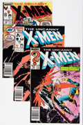 Modern Age (1980-Present):Superhero, X-Men #201-248 Group (Marvel, 1975-89) Condition: Average VF+....(Total: 50 Comic Books)
