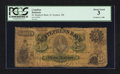 Canadian Currency: , St. Stephen, NB- The St. Stephens Bank $3 March 1, 1880 Ch. #675-20-04-16. ...