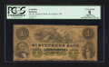 Canadian Currency: , St. Stephen, NB- The St. Stephen's Bank $1 March 1, 1880 Ch. #675-20-04-04 . ...