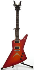 Musical Instruments:Electric Guitars, 1979 Dean Z Cherryburst Solid Body Electric Guitar, Serial #7901086....