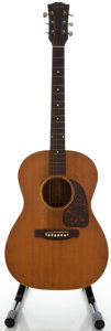 Musical Instruments:Acoustic Guitars, Early 1950's Gibson LG-3 Natural Acoustic Guitar, Serial #2634 1....