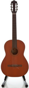 Musical Instruments:Acoustic Guitars, Circa 1961 Guild MK3 Natural Classical Guitar, Serial #154508....