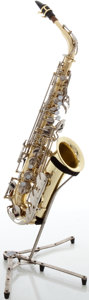 Musical Instruments:Horns & Wind Instruments, Yamaha YAS-23 Brass Alto Saxophone, Serial #207170....