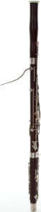 Musical Instruments:Horns & Wind Instruments, Circa 1969 Fox Bassoon, Serial #2349....