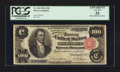 Large Size:Silver Certificates, Fr. 344 $100 1891 Silver Certificate PCGS Apparent Very Fine 25.....