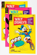 Bronze Age (1970-1979):Cartoon Character, Walt Disney's Comics and Stories File Copies Group (Gold Key,1973-79) Condition: Average NM.... (Total: 7 Comic Books)