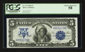 Large Size:Silver Certificates, Fr. 271 $5 1899 Silver Certificate PCGS Choice About New 58.. ...