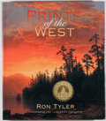 Books:Art & Architecture, Ron Tyler. Prints of the West. Golden: Fulcrum Publishing, [1994]. First edition, first printing. Quarto. 197 pages....