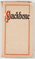 Books:Medicine, S. DeWitt Clough [editor]. Backbone: Hints for the Prevention ofJelly-spine Curvature and Mental Squint. Chicago: C...