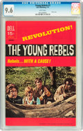Bronze Age (1970-1979):Miscellaneous, Young Rebels #1 (Dell, 1971) CGC NM+ 9.6 White pages....