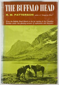 Books:Americana & American History, R. M. Patterson. The Buffalo Head. New York: William SloaneAssociates, 1961. First edition. Octavo. 273 pages. ...