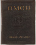 Books:Literature Pre-1900, Herman Melville. Omoo. New York: Dodd Mead and Company,1924. Octavo. 299 pages. Illustrated by Mead Schaeffer....