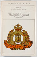 Books:World History, Famous Regiments Series. Three Regimental Histories, including: Michael Barthorp. The Northamptonshire Regiment... (Total: 3 Items)