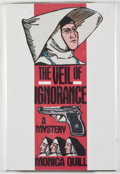 Books:Mystery & Detective Fiction, [Ralph McInerny]. Monica Quill. The Veil of Ignorance, A SisterMary Teresa Mystery. New York: St. Martin's Press, [...