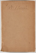 Books:Religion & Theology, George Pfeilschifter [editor]. German Culture, Catholicism, and the World War. St. Paul: Wanderer Printing, 1916. Au...