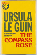 Books:Science Fiction & Fantasy, [Jerry Weist]. Ursula K. Le Guin. The Compass Rose. London:Gollancz, 1983. First British edition, first printin...