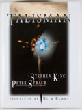Books:Horror & Supernatural, [Jerry Weist]. Stephen King and Peter Straub. LIMITED/SIGNED BYSTRAUB AND BERRY. The Talisman and Black House. ... (Total:2 Items)