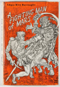 Books:Science Fiction & Fantasy, [Jerry Weist]. Edgar Rice Burroughs. Group of Nine Canaveral Press Books, including: A Fighting Man of Mars. 1962. [... (Total: 9 Items)