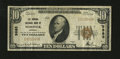 National Bank Notes:Virginia, Norfolk, VA - $10 1929 Ty. 1 The Virginia NB Ch. # 9885. CashierHugh G. Whitehead had served earlier as president of th...