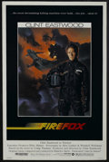 "Movie Posters:Action, Firefox (Warner Brothers, 1982). One Sheet (27"" X 41""). ActionThriller. Starring Clint Eastwood, Freddie Jones, David Huffm..."