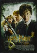 """Movie Posters:Fantasy, Harry Potter and the Chamber of Secrets (Warner Brothers, 2002). One Sheet (27"""" X 41"""") Double Sided. Fantasy Adventure. Star..."""