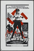 "Movie Posters:Cult Classic, Ilsa, She Wolf of the SS (Cambist Films, 1975). One Sheet (27"" X41""). Sexploitation. Starring Dyanne Thorne, Uschi Digard, ..."