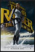 """Movie Posters:Action, Lara Croft Tomb Raider: The Cradle of Life (Paramount, 2003). One Sheet (27"""" X 41"""") Double Sided Advance. Action Adventure. ..."""