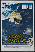 "Movie Posters:Science Fiction, Message from Space (United Artists, 1978). One Sheet (27"" X 41""). Sci-Fi Action. Starring Vic Morrow, Sonny Chiba, Philip Ca..."