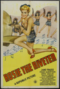 """Movie Posters:Musical, Rosie the Riveter (Republic, 1944). One Sheet (27"""" X 41""""). Musical Comedy. Starring Jane Frazee, Frank Albertson, Vera Vague..."""