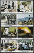 """Movie Posters:Mystery, They Only Kill Their Masters (MGM, 1972). Lobby Card Set of 8 (11"""" X 14""""). Mystery. Starring James Garner, Katharine Ross, H... (Total: 8 Items)"""