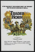 "Movie Posters:Adventure, Trader Horn (MGM, 1973). One Sheet (27"" X 41""). Adventure. StarringRod Taylor, Anne Heywood, Jean Sorel and Ed Bernard. Dir... (Total:2 Item)"