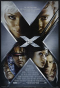 "Movie Posters:Science Fiction, X2 (20th Century Fox, 2003). International One Sheet (27"" X 41"") Double Sided Style B. Sci-Fi Adventure. Starring Patrick St..."
