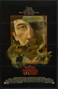 """Movie Posters:Adventure, Young Sherlock Holmes (Paramount, 1985). One Sheet (27"""" X 41"""").Mystery. Starring Nicolas Rowe, Alan Cox, Sophie Ward and An..."""