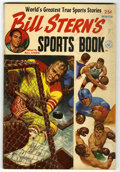 Golden Age (1938-1955):Non-Fiction, Bill Stern's Sports Book V2#2 (Ziff-Davis, 1952) Condition:VG/FN....