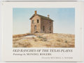 Books:Americana & American History, Mondel Rogers. SIGNED. Old Ranches of the Texas Plains.College Station: Texas A&M University Press, [1976]. First e...