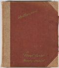 """Books:Art & Architecture, [Caricature]. """"Bugs"""" Baer and Henry Major. SIGNED/LIMITED. Hollywood. [N.p.: Henry Major, 1938]. Edition limited t..."""
