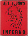 Books:Art & Architecture, [J. C. Orozco dust jacket]. Art Young. Art Young's Inferno. A Journey Through Hell Six Hundred Years After Dante....