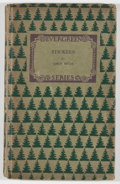 Books:Natural History Books & Prints, John Muir. Stickeen. Boston: Houghton Mifflin, 1923. Evergreen series edition. Twelvemo. 47 pages. Publisher's illus...
