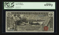 Large Size:Silver Certificates, Fr. 224 $1 1896 Silver Certificate PCGS Gem New 65PPQ.. ...