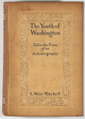 Books:Americana & American History, S. Weir Mitchell. The Youth of Washington. New York:Century, 1904. First edition. Octavo. 290 pages. Publisher's bi...