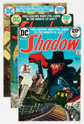 Bronze Age (1970-1979):Miscellaneous, The Shadow #1-12 Group (DC, 1973-76) Condition: Average VF....(Total: 12 Items)